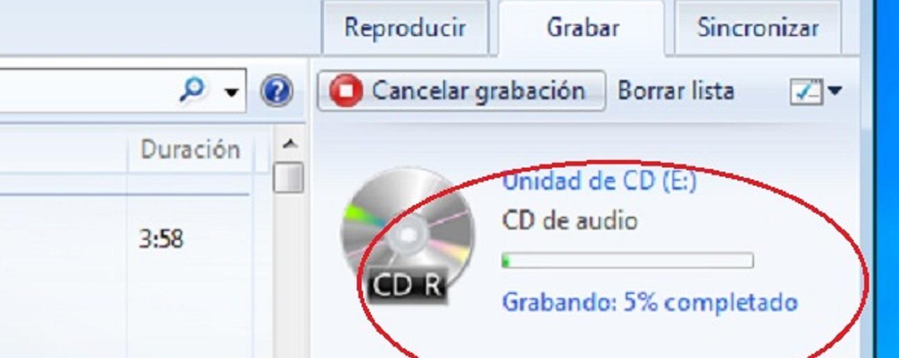 Grabar Cd Música
