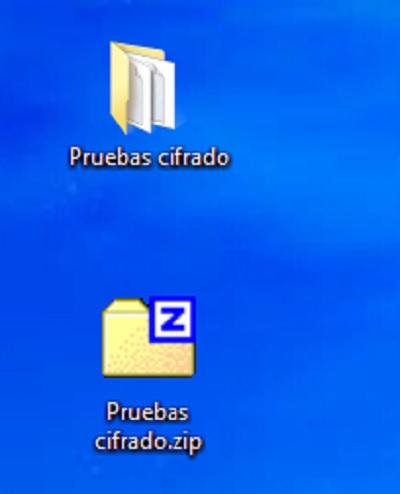 archivo .zip