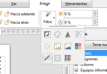 herramientas retoques editar imágenes draw