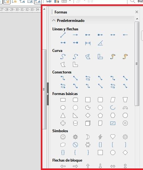 Elementos para organigramas