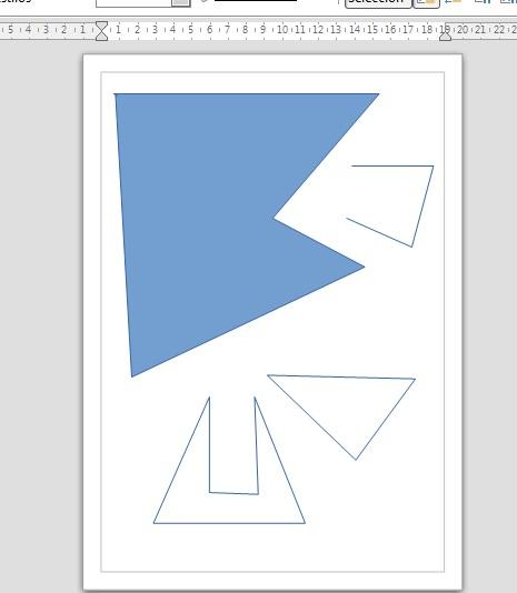 Formas organigramas Draw