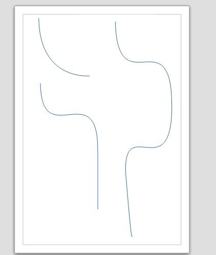 curvas draw organigramas